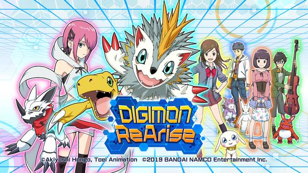 DIGIMON ReArise screenshot 12