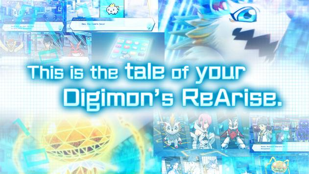 DIGIMON ReArise screenshot 1