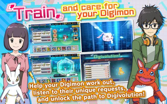DIGIMON ReArise imagem de tela 4