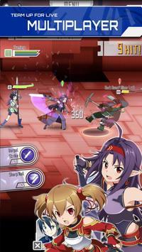 SWORD ART ONLINE Memory Defrag captura de pantalla 3