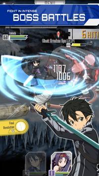 SWORD ART ONLINE Memory Defrag captura de pantalla 5