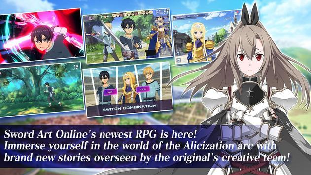 Sword Art Online Alicization Rising Steel screenshot 5