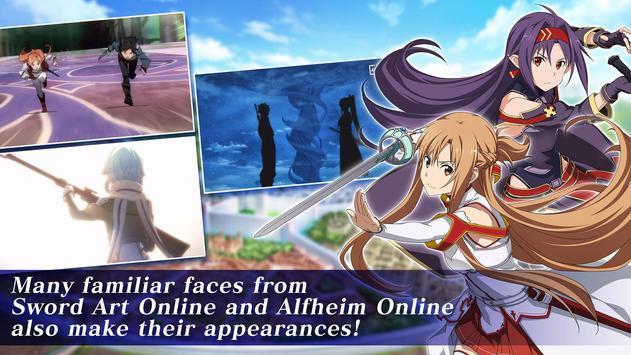 Sword Art Online Alicization Rising Steel screenshot 7