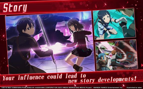 Sword Art Online: Integral Factor screenshot 2
