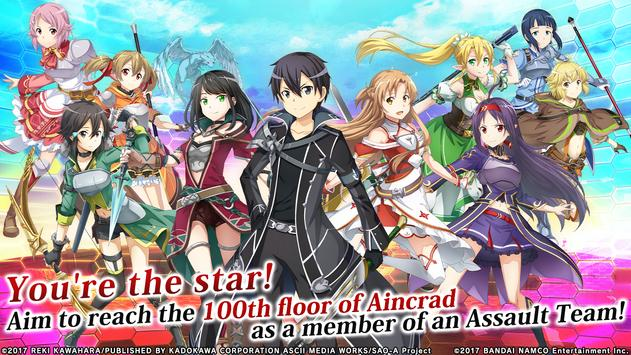 Sword Art Online: Integral Factor screenshot 5