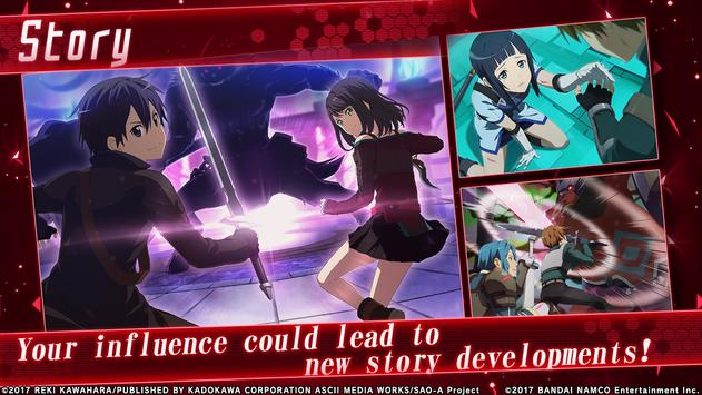 Sword Art Online: Integral Factor screenshot 7
