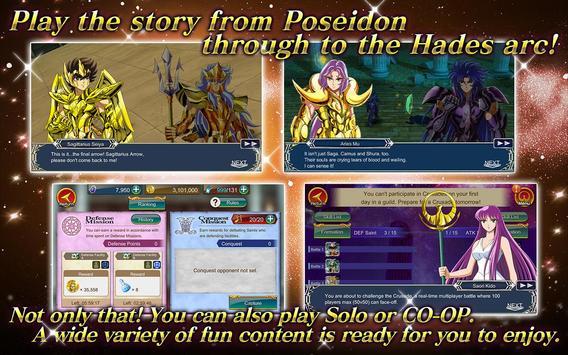 SAINT SEIYA COSMO FANTASY screenshot 11