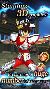 SAINT SEIYA SHINING SOLDIERS screenshot 1