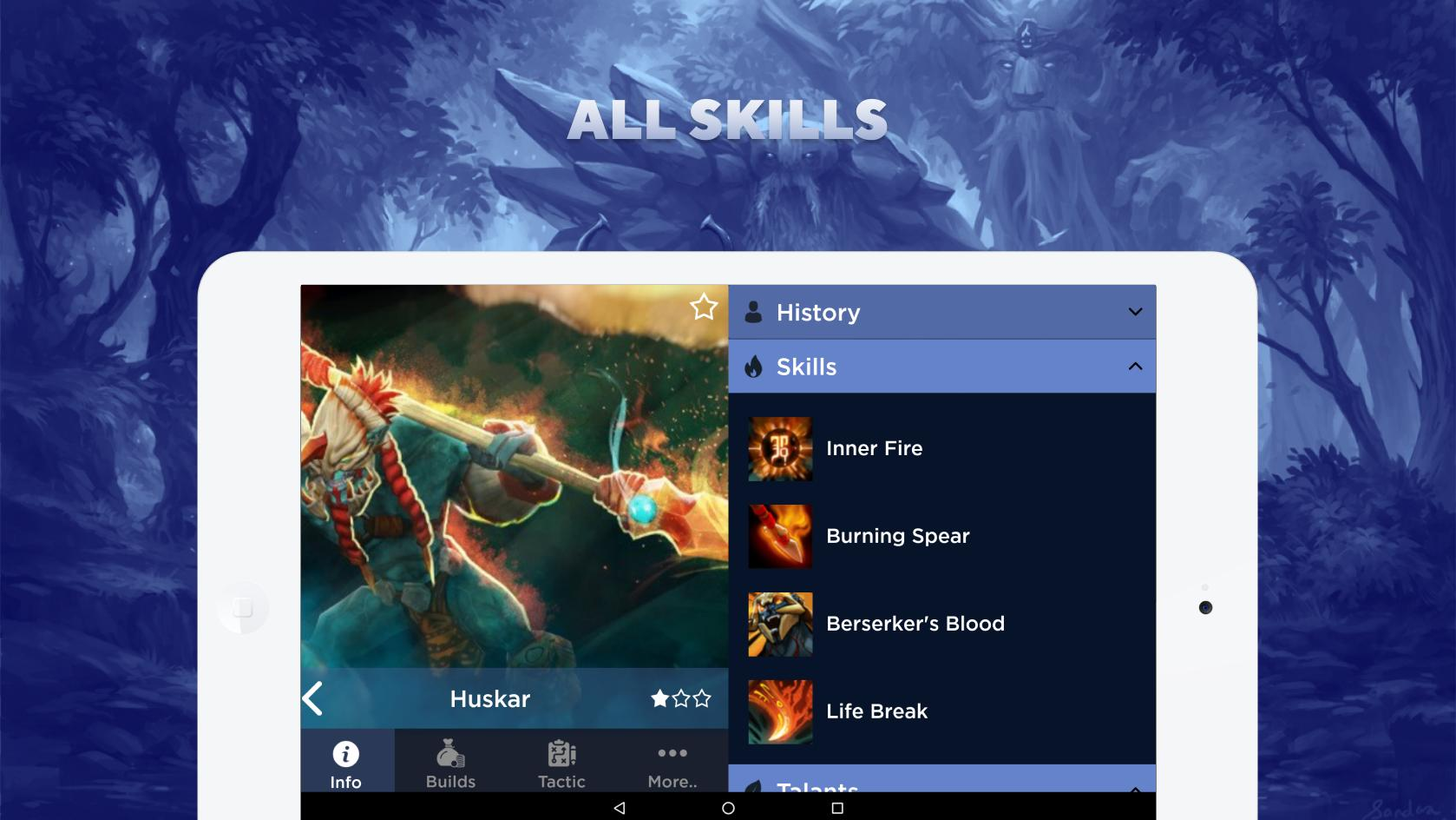 Doter's assistant for Dota 2 for Android - APK Download