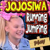 Jojo Siwa Game : Running and Jumping icon