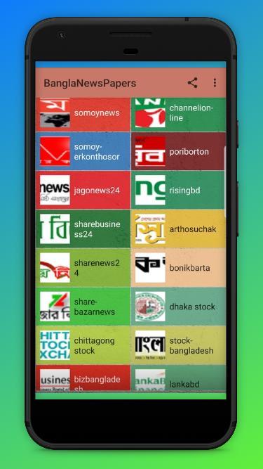 Bangla newspaper 2019