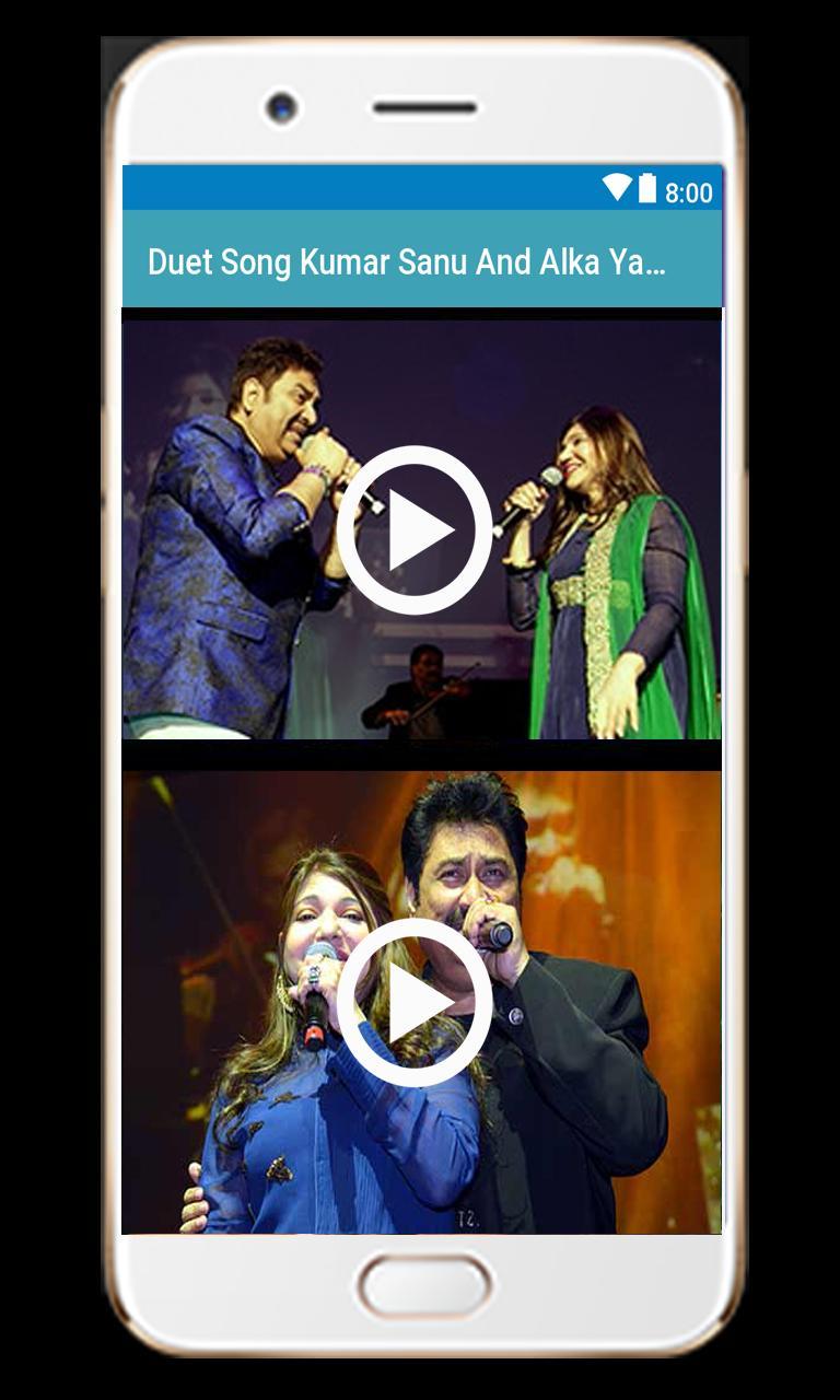 Romantic Hit Song Kumar Sanu And Alka Yagnik For Android Apk