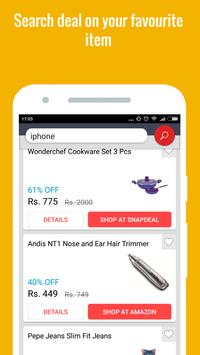 Best Offers Deals Coupon India スクリーンショット 5