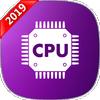 Informacje o sprzęcie CPU ikona