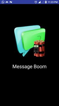 Message Boom poster