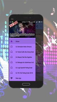 Best DJ Semalam Bobo Dimana Terbaru screenshot 1