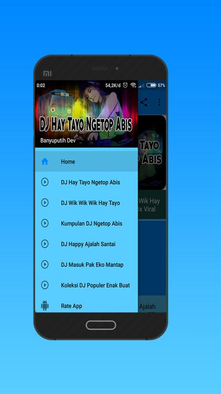Dj Hay Tayo Ngetop Abis For Android Apk Download