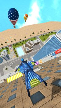 Base Jump Wing Suit Flying скриншот 4