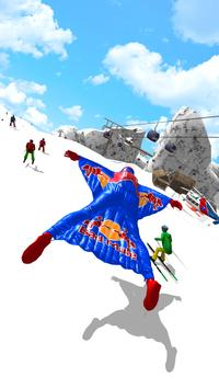 Base Jump Wing Suit Flying скриншот 1