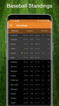 Baseball MLB Scores, Stats, Plays, & Schedule 2020 Screenshot 7