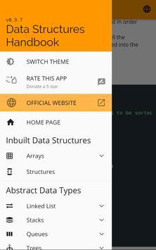 Data Structures Handbook screenshot 5