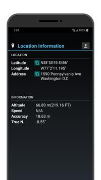 Brújula captura de pantalla 3