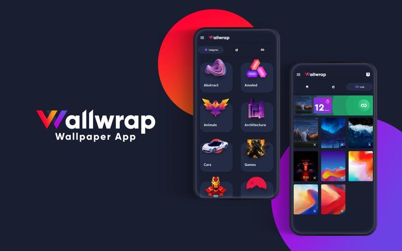 Wallwrap Loop Backgrounds 4k Qhd Fhd Wallpapers Apk 3 52 Download For Android Download Wallwrap Loop Backgrounds 4k Qhd Fhd Wallpapers Xapk Apk Bundle Latest Version Apkfab Com