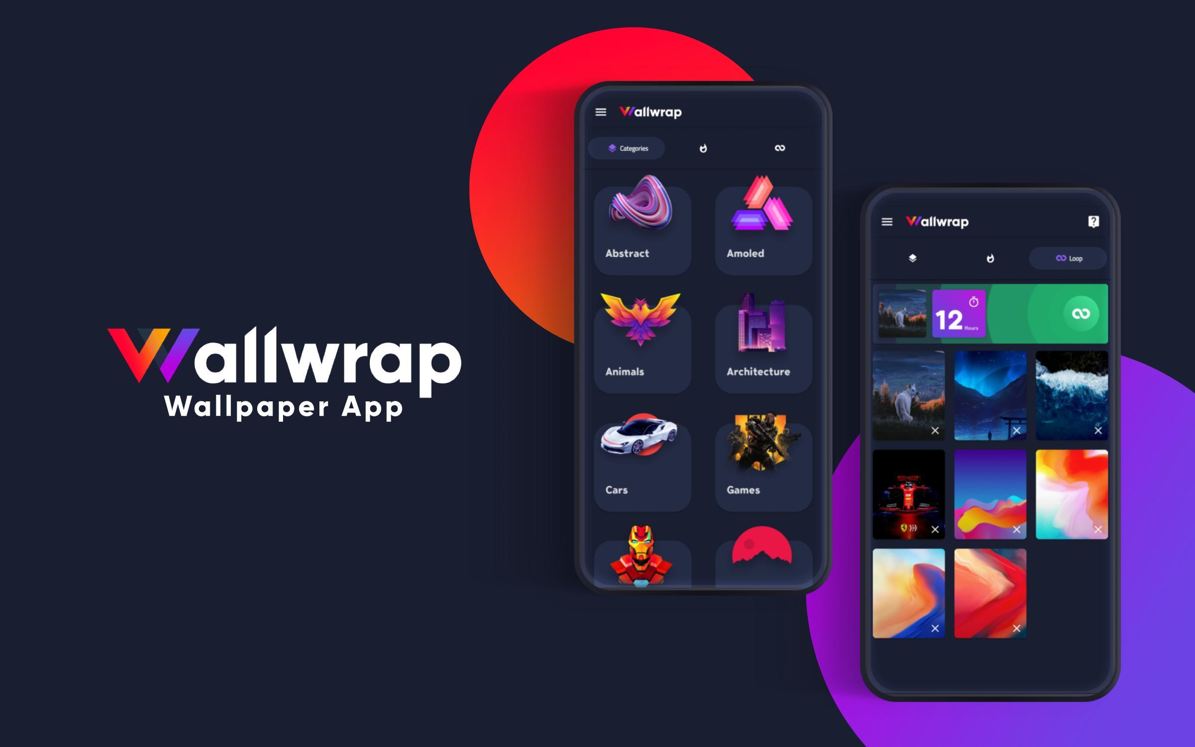 Wallwrap for Android - APK Download