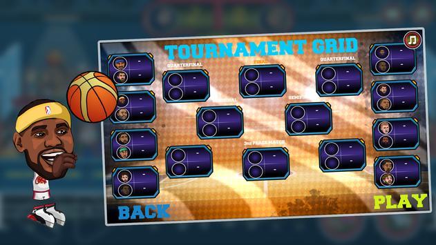 Basketball Legends screenshot 3