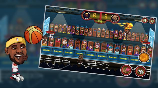Basketball Legends screenshot 2