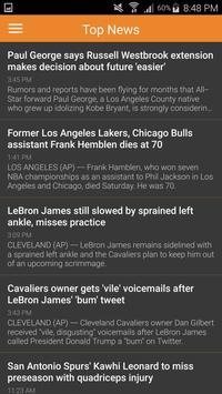 Basketball NBA Live Scores, Stats, & Plays 2020 screenshot 7