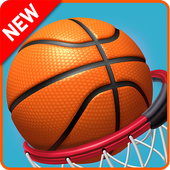 Basketball Master-Star Splat! أيقونة