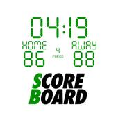 Basketball Scoreboard 아이콘