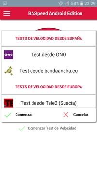 BASpeed Android Edition screenshot 3