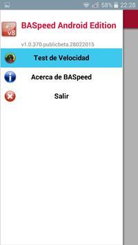 BASpeed Android Edition screenshot 1