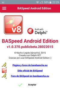 BASpeed Android Edition screenshot 2