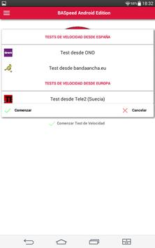 BASpeed Android Edition screenshot 8