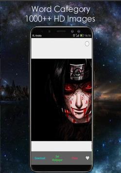 Naruto Wallpaper HD screenshot 1
