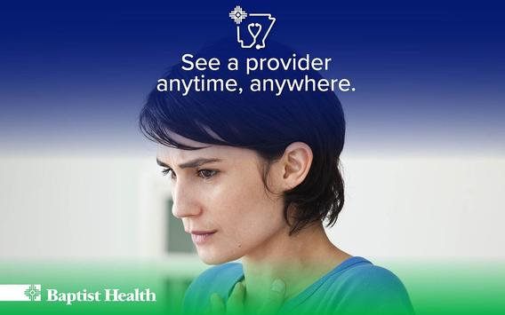 Baptist Health - Virtual Care capture d'écran 4