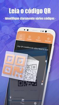 Qr Code Pro - escáner de código QR Poster