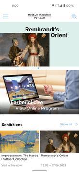 Museum Barberini पोस्टर