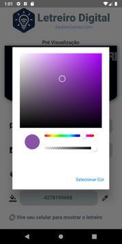 Letreiro Digital (Painel de LED) screenshot 2