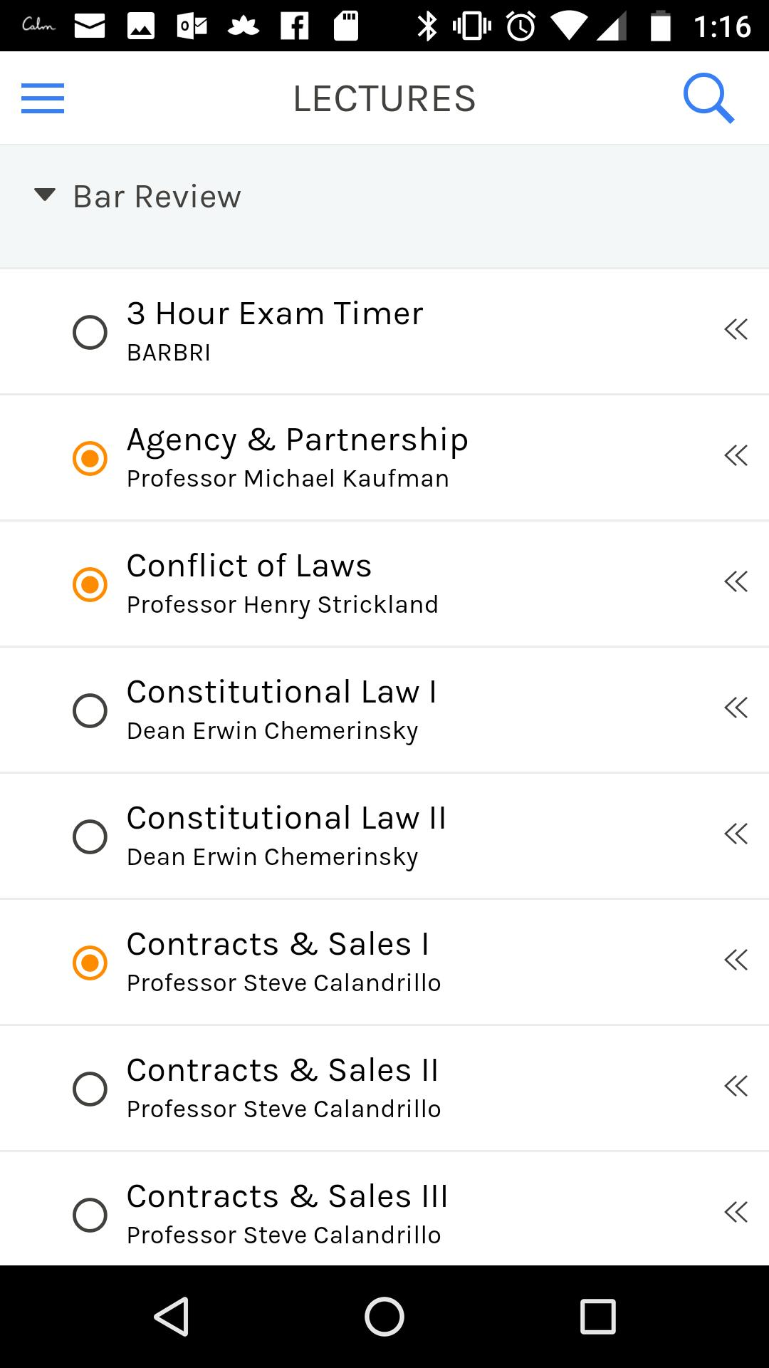 BARBRI Study Plan for Android - APK Download