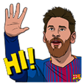 Barcelona Sticker Pack icon