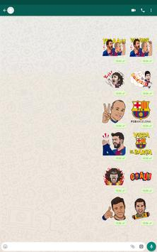 Barcelona Sticker Pack screenshot 6
