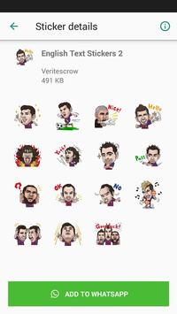 Barcelona Sticker Pack screenshot 3