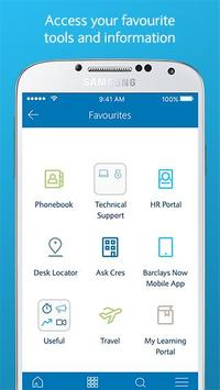 BarclaysNow screenshot 1