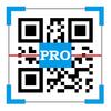 QR / barcodescanner PRO-icoon