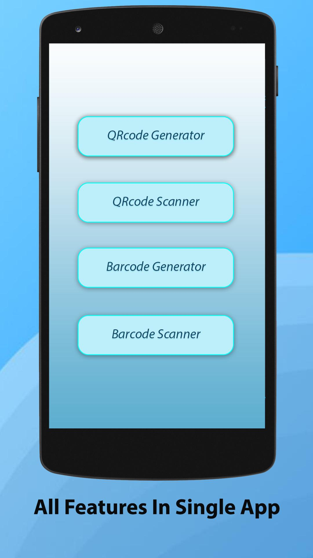QR code, Barcode Generator & Scanner for Android - APK Download