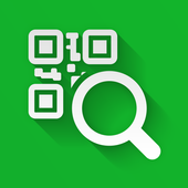 QR Code Scanner & Barcode Reader, Product Checker icon